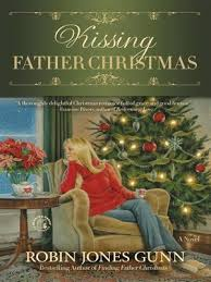 Cover Image Of Kissing Father Christmas A Novel