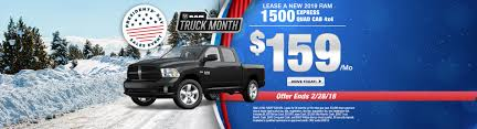 100 Dodge Truck Lease Deals A New 2019 Ram 1500 For 159mo At Ray Price Chrysler