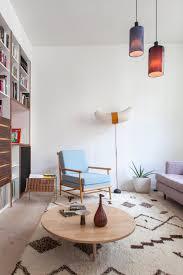 Amazing Designer Loft In Berlin With Mdi Century Modern Design Noguchi Lamp Pattern Carpet