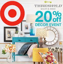 Tar Threshold Home Decor 20% off Coupons