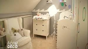 chambre bébé mansardée deco chambre bebe mansarde visuel 1