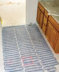 in floor electric heating options illinois country living magazine