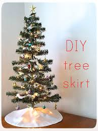 Picture Of How To Make A Tree Skirt