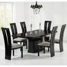 Marble Dining Table And 8 Chairs Sets UK