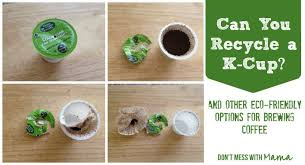Recycle A K Cup