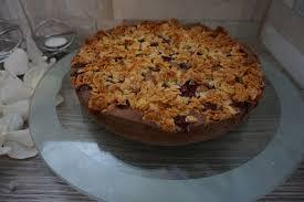 schoko kirsch kuchen trifft auf mandelhaube 216