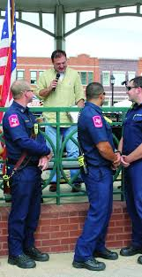 Flower Mound Mayor Tom Hayden Declares Oct 9 2016 First Responders
