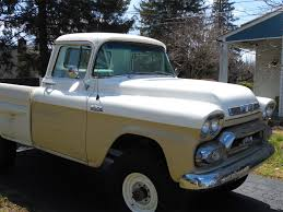 100 For Sale Truck 1959 GMC For ClassicCarscom CC1114234