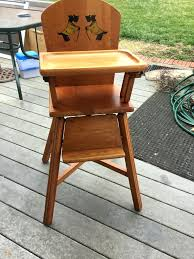Wooden High Chairs For Sale Antique Wooden High Chair Old Wooden ... Pen Hive Updating An Antique High Chair With Old Fashioned Finish Topic For Wooden Baby Chairs Wood High Chair Highchairs Chairs Peterson Stroller Vintage Oldretro Walker Seat Vintage Old Antique Mahogany Bar Back Chairs And Oak Diddle Dumpling Favorite Yard Sale Find Repurposing A C Schreier Designs Collapsible Kroll Price Ruced Jenny Lind Painted Hazel Mae Home Hand Amazon Highchair Rental Minted And Los Angeles Thing
