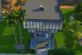 100 Modern House 3 Build The Sims Forums