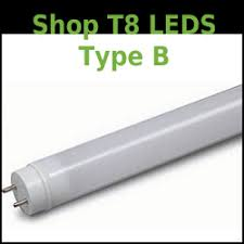how to replace fluorescent ls with led t8