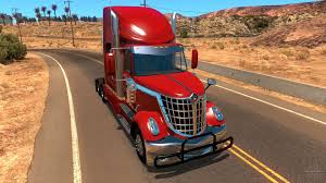 100 Lonestar Truck International V20 For American Simulator