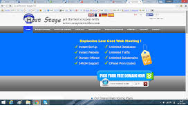 Host Stage Coupon 2019 Get Web Hosting In Just 1.95$ Grab It Now*