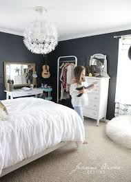 How To Decorate A Teenage Girl S Room Best 25 Teen Bedrooms