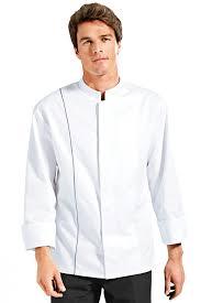veste de cuisine homme brodé veste de cuisine team blanche