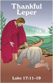Lesson Jesus Heals Ten Lepers