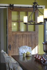 Doors Become Spectacular With Barn Door Hardware HomeJelly