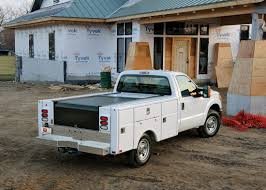 57 Truck Bed Utility Box, Retractable Truck Bed Cover For Utility ...