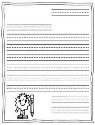 20 Best Letter Template Second Grade Graphics