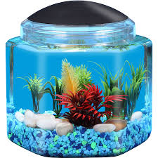 Star Wars Fish Tank Decorations by Marina Betta Ez Care Aquarium White Walmart Com