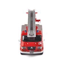 100 Fire Trucks Toys Cars Vans 143 Scale Red Truck Pompiers Model