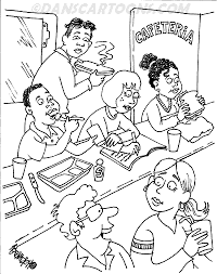 Education School Clip Art Cartoon 07