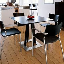 Tiny Kitchen Table Ideas by Small Kitchen Table With Bench Black Glossy Top Cabinet White