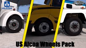 US Alcoa Wheels Pack V1.3 (1.28.x) » American Truck Simulator Mods ... 160211 Chevy Gmc Alcoa 16 X 6 Alinum 8 Lug Front Wheel Buy Arconic Expands Truck Manufacturing Plant In Hungary Wheels Cheap Tyres Online Budget Us Pack V 13 American Simulator Mods Chains Axle Parts Utility Trailer Sales Rolls Out Most Durable Easytomtain Commercial Ats Smarty Wheels Pack 126 16132 Up 2014 Rims Mod Mod Alloywheelstyres Price 984 Mascus Ireland 245 Alloy Rims Tires For Suv And Trucks Discount