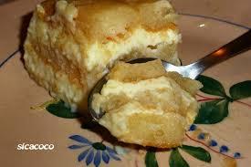 dessert avec des boudoirs gâteau au citron sans cuisson les carnets de sicacoco