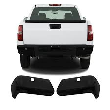 2007-2013 Chevy Silverado Decorative-Protective Rear Bumper Cover Set 2013 Chevy Silverado 2500 Hd Bradenton Tampa Fl Cox Chevrolet Best Truck In The World Amazing Wallpapers Headlights 2007 Headlight Halo Install Package 1500 4x4 Lt 4dr Extended Cab 65 Ft Sb Used Lifted W Z71 4x4 Off Ltz Extended Cab With Offroad Orange County Drivers Save Big During Month At Guaranty Bellers Auto Crate Motor Guide For 1973 To Gmcchevy Trucks
