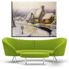 Thomas Kinkade Christmas Tree Cottage by Compare Prices On Thomas Kinkade Winter Online Shopping Buy Low