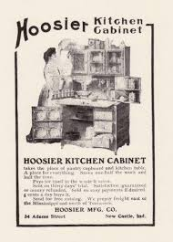 What Is A Hoosier Cabinet Worth by Hoosier Kitchen Cabinet Ebay