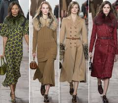 Michael Kors Fall Winter 2015 2016 Collection New York Fashion Week