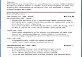 Short Resume Example From Massage Template Best How To Do A Good Examples