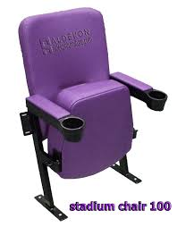 Deluxe Stadium Chair With Arms by Aldekon Stadium Seating Stadium Seat Stadium Seats Stadium