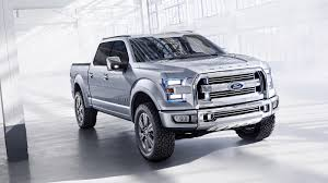 Ford Atlas Concept Teases New F-150 - Photos | CarAdvice