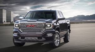 GMC Sierra Denali Has Big Luxury, Big Engine, Big Looks - CarNewsCafe 2017 Gmc Sierra Denali 1500 Crew Cab Test Drive Carbon Fiberloaded Oneups Fords F150 Wired Lifted Truck Socal Trucks New Luxury Vehicles And Suvs Canyon Review Dealer Reading Pa 2016 First Digital Trends 2014 Exterior Interior Walkaround 2013 La 4wd 2005 Pictures Information Specs 2019 Look Kelley Blue Book 2500hd Overview Cargurus