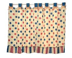 Waterfall Valance Curtain Set by Rose Color Curtains And Valances