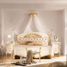 schlafzimmer la fenice gold beige