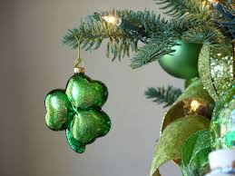 Kinds Of Christmas Tree Ornaments by Decorating An Irish Themed Christmas Tree Amazing Christmas Ideas