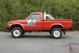 1980 TOYOTA 4WD SPORT TRUCK - 49K Original Miles, Original Paint ...