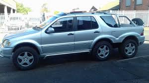 100 Ebay Trucks For Sale Used This Mercedes ML 6x4 Is The SixWheeler You Can Afford