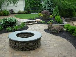 Outdoor Kitchens & Fire Pits - Green Meadows Landscaping Best Of Backyard Landscaping Ideas With Fire Pit Ground Patio Designs Pictures Party Diy Fire Pit Less Than 700 And One Weekend Delights How To Make A Hgtv Inground Risks Tips Homesfeed Table Set Fniture Stones Paver Design Pavers 25 Designs Ideas On Pinterest Firepit 50 Outdoor For 2017 Pits Safety Build Howtos