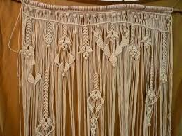 WALL RUGS AND MACRAME
