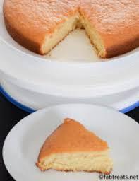 Eggless Vanilla cake Recipe without Condensed milk