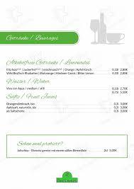 menu au esszimmer restaurant breme reeder bischoff straße 36