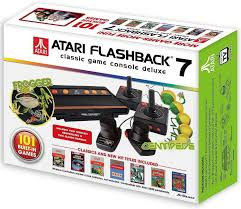 Halloween Atari 2600 Theme by Refurbished At Games Ar3210x Atari Flashback 7 Deluxe Console