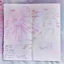 Body Chart TipsTricks SquishTish
