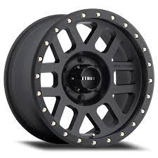 100 Truck Rim Grid Matte Black Offroad Wheel Method Race Wheels