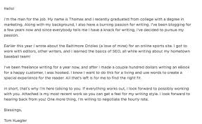 Lets Focus On Cover Letters Heres My First One
